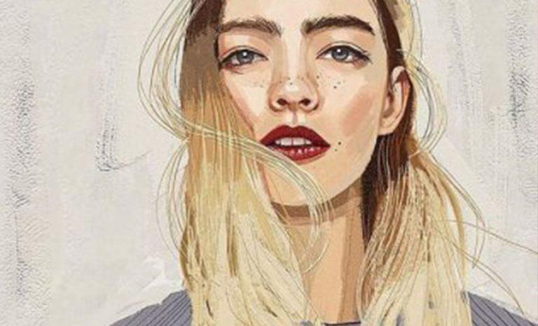 Imagen portada Cómo dibujar retratos de personas