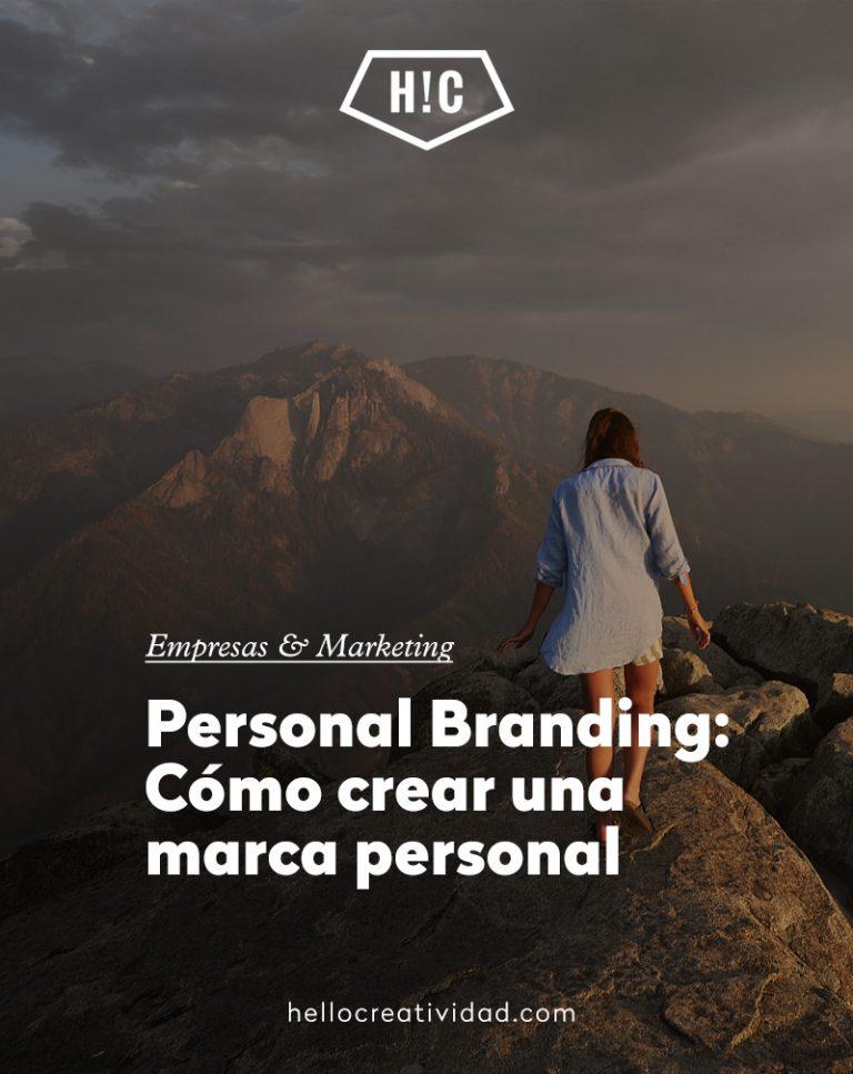 Imagen portada Personal Branding: Cómo crear una marca personal