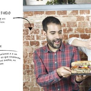 Conociendo a Susana y Fabio, Eat&Love