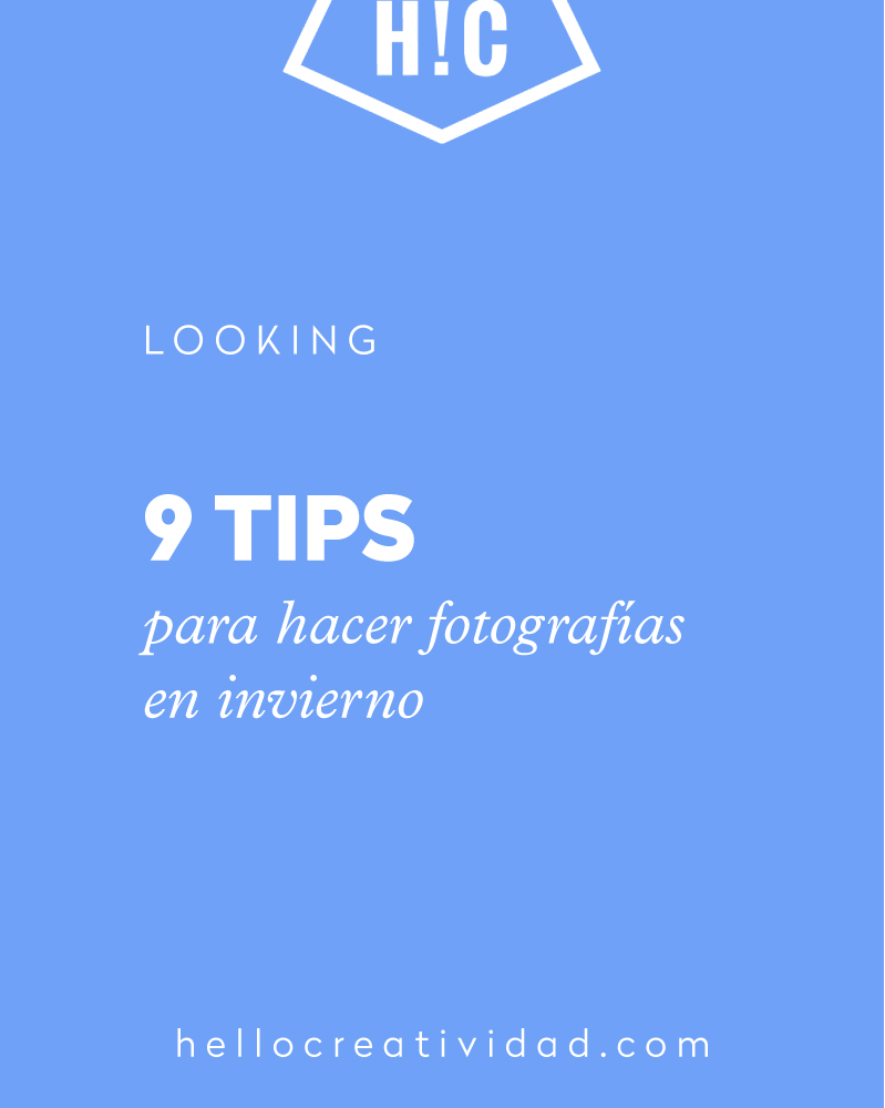 9 tips para hacer fotos de paisajes en invierno