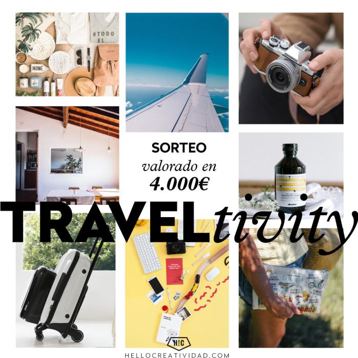 Imagen portada Sorteo HC: Traveltivity