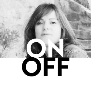 ON/OFF : Marta Gris Berenjena