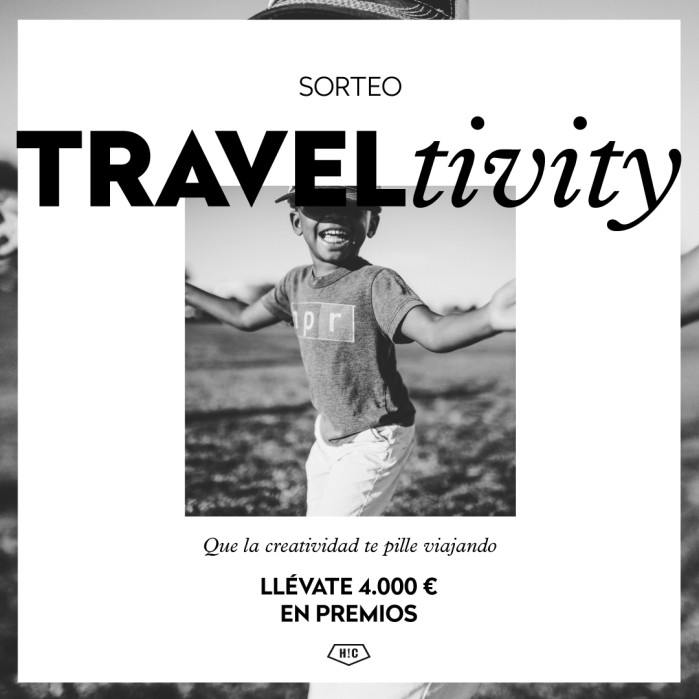 SORTEO HC: TRAVELTIVITY