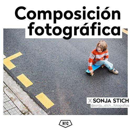 Curso online composición fotográfica