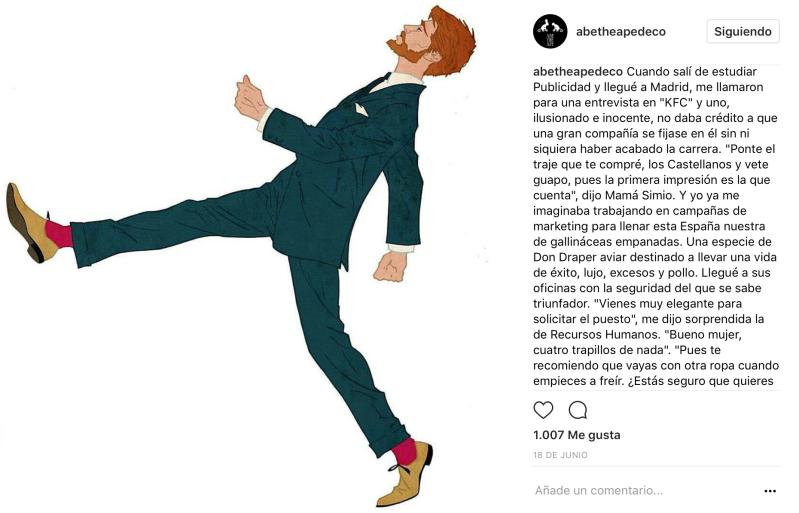 cuentas divertidas instagram abe the ape 2