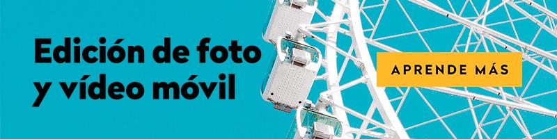 curso de foto para hacer con el móvil