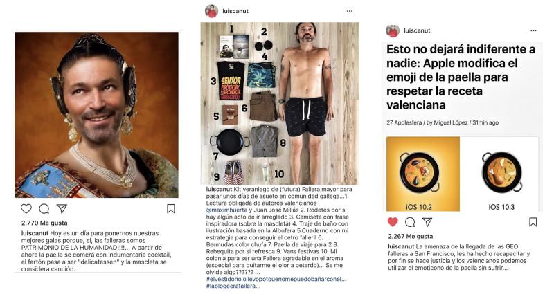 cuentas divertidas Instagram