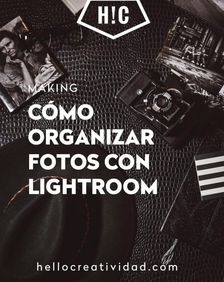 Imagen portada Cómo organizar fotos con Lightroom en 8 pasos