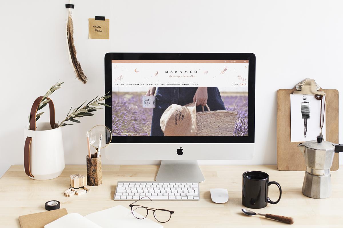 Como crear una tienda online - Maramco