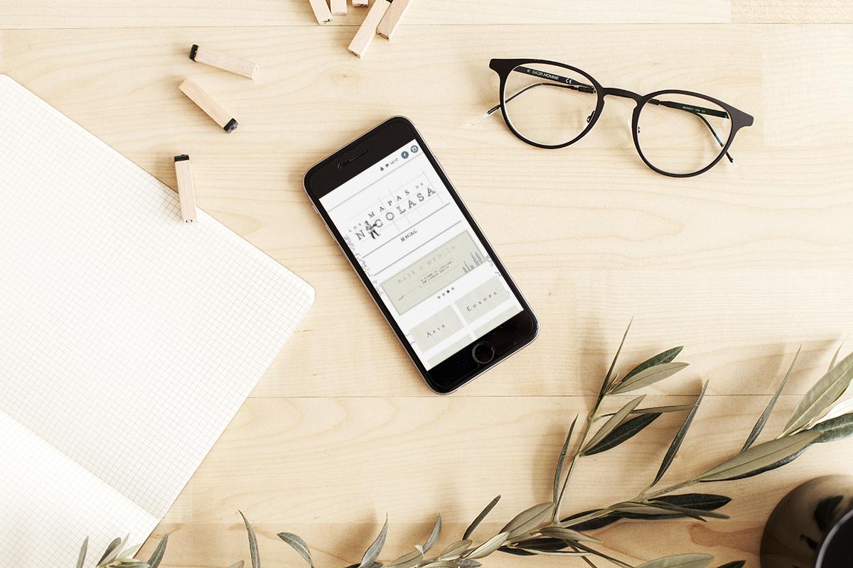 como crear una tienda online - Nicolasa