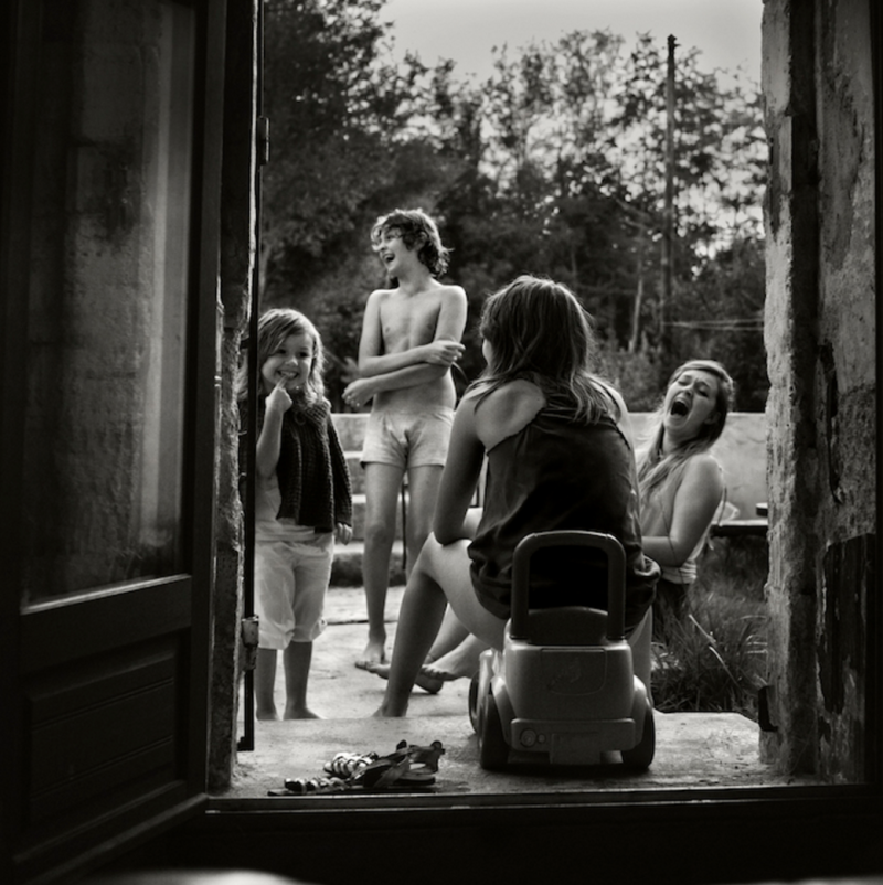 Fotografia en blanco y negro - Alain Laboile