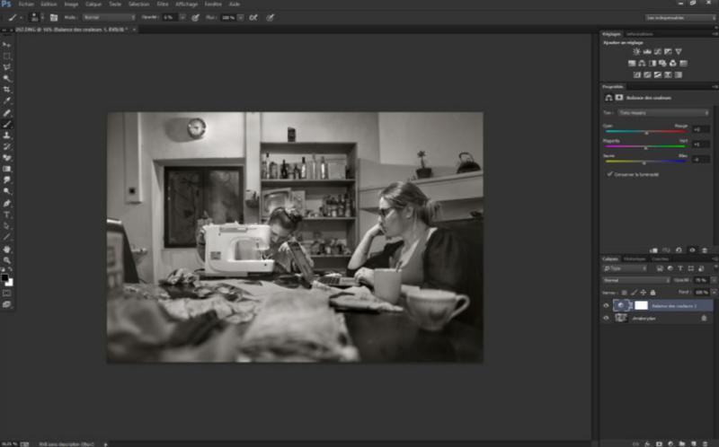 Fotografia en blanco y negro - Alain Laboile-edicion