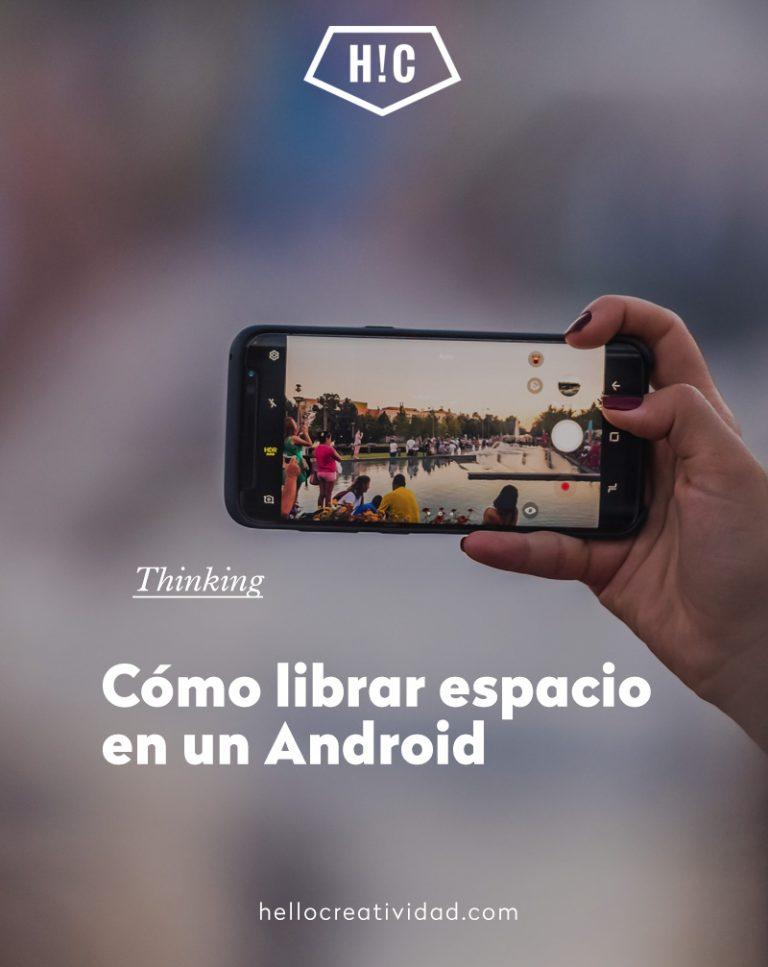 Imagen portada Cómo liberar espacio en Android