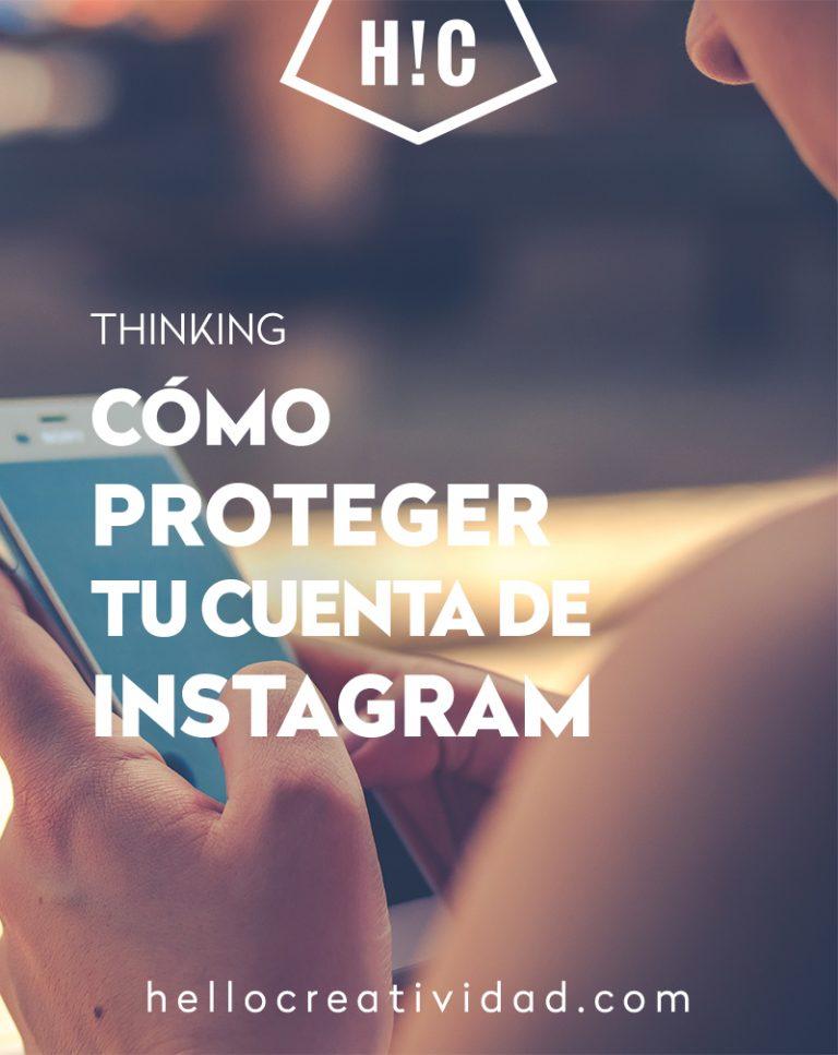 Imagen portada Cómo proteger tu cuenta de Instagram