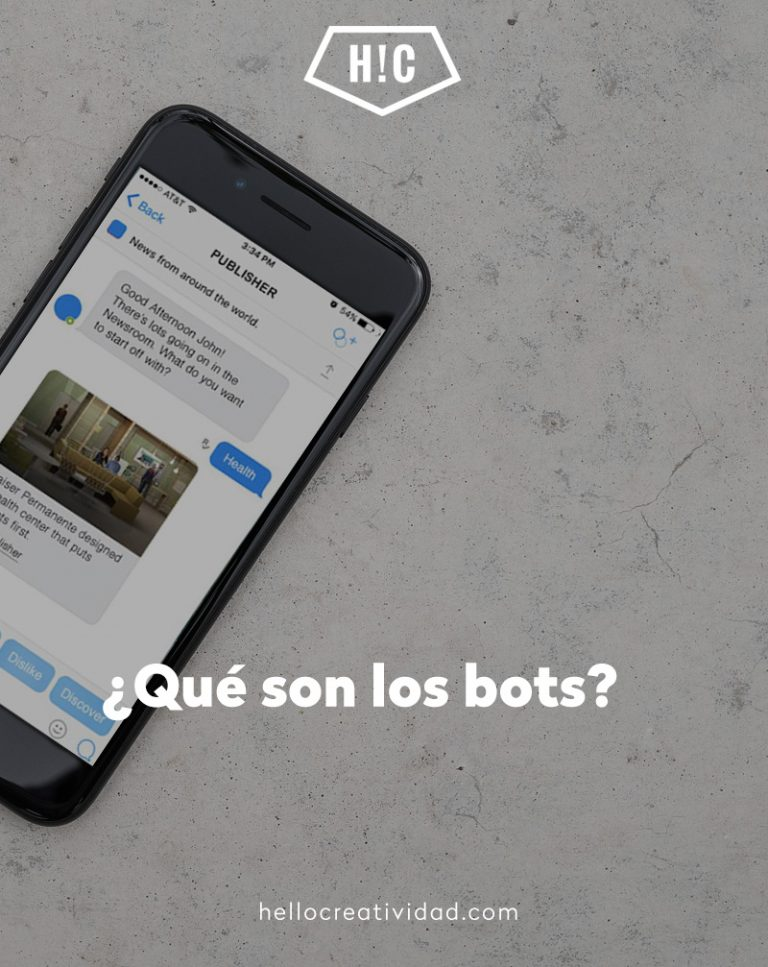 Imagen portada ¿Qué son los bots?