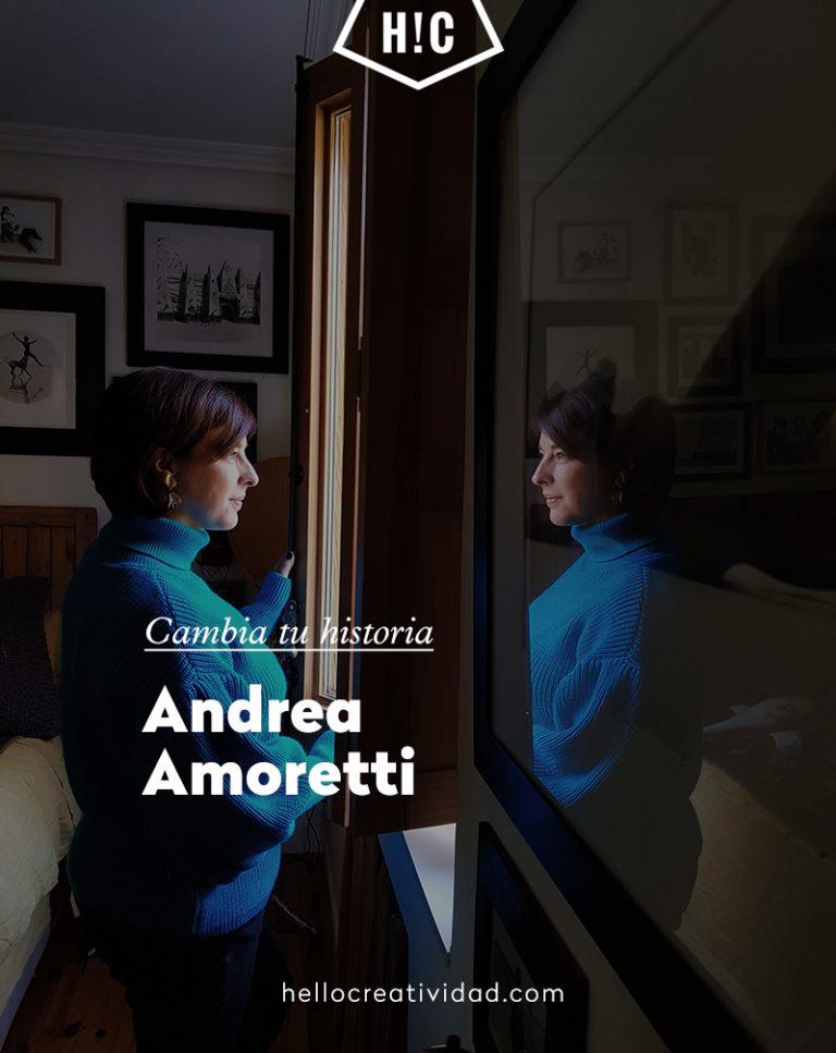 Imagen portada Historias de alumnos: Andrea Amoretti