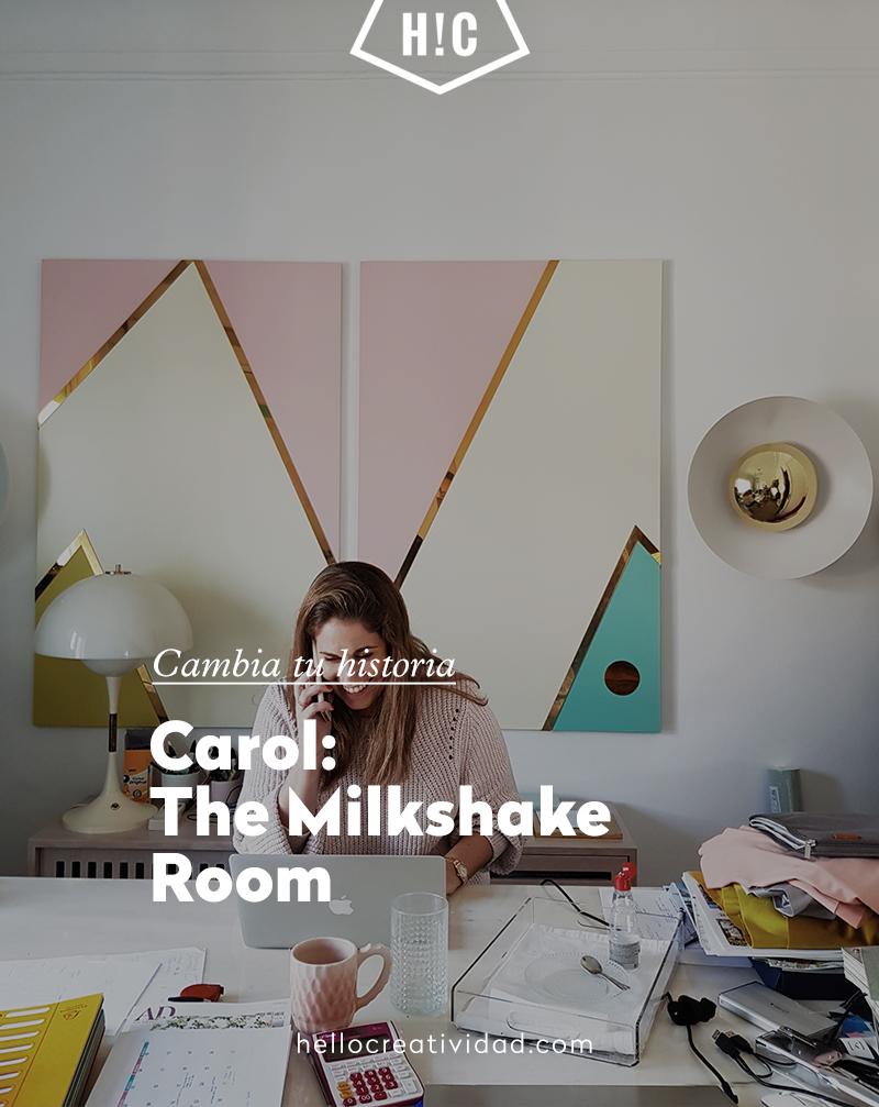 Historias de alumnos: Carol, The Milkshake Room