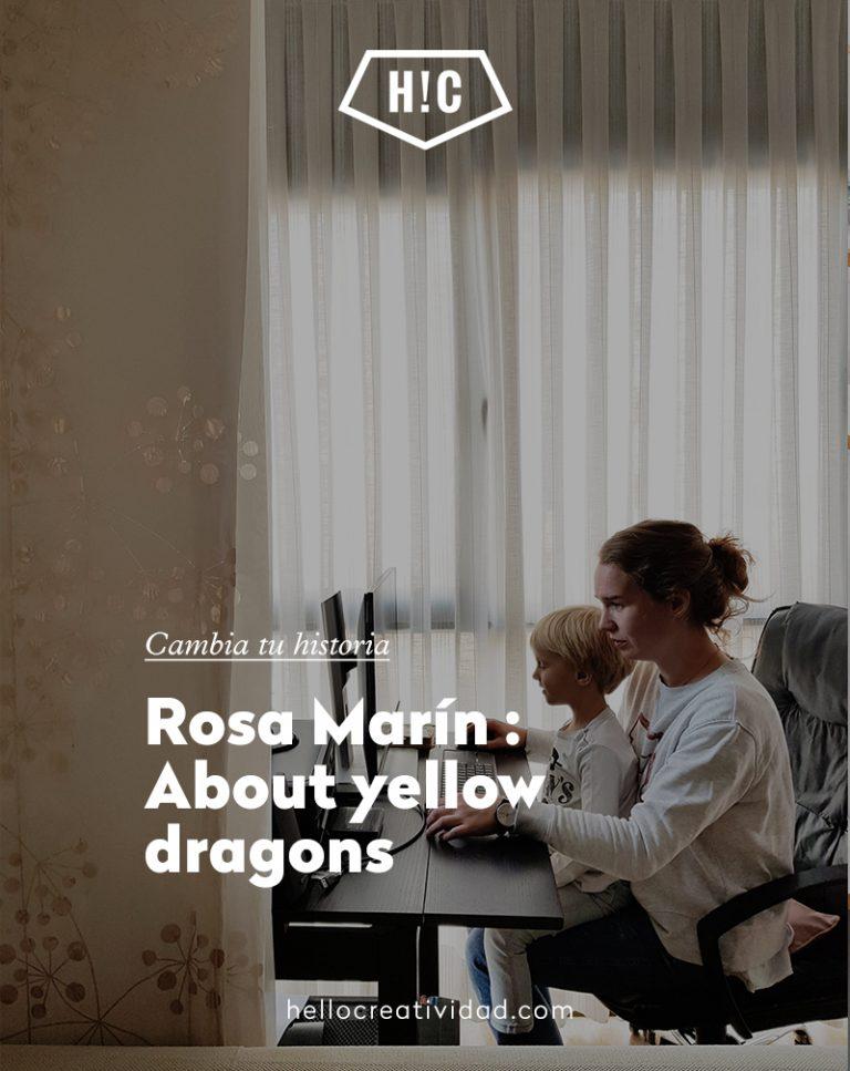 Imagen portada Historias de alumnos: Rosa de About yellow dragons