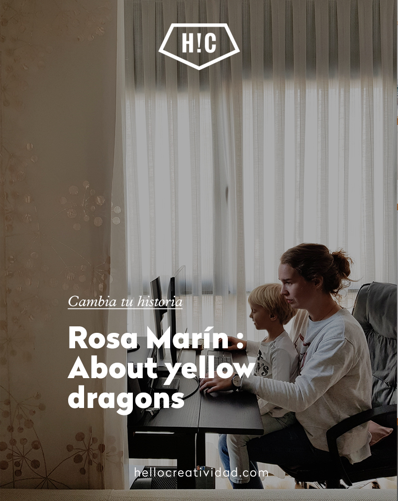 Historias de alumnos: Rosa de About yellow dragons