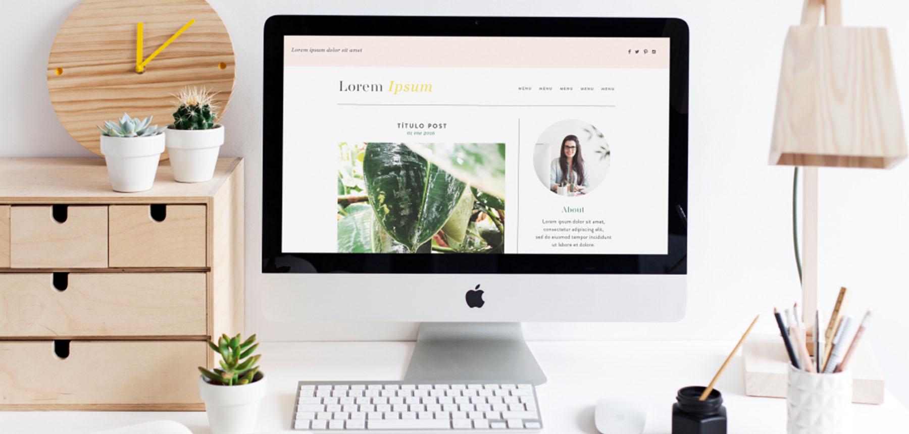 25d115806d Diseña tu blog - Hello! Creatividad