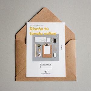 Tarjeta regalo Diseña tu tienda online