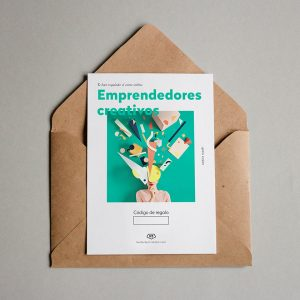 Tarjeta regalo Emprendedores creativos