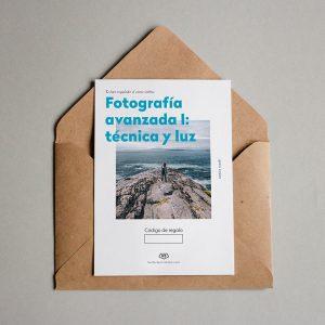 Tarjeta regalo Fotografía avanzada I: Técnica y luz