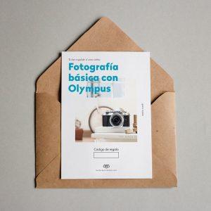 Tarjeta regalo Fotografía básica con Olympus