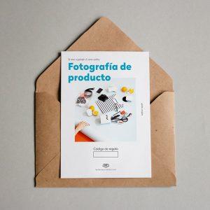 Tarjeta regalo Fotografía de Producto