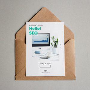 Tarjeta regalo Hello! SEO