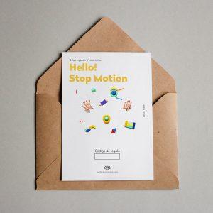 Tarjeta regalo Hello! Stop Motion