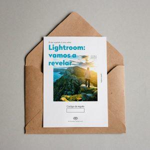 Tarjeta regalo Lightroom: Vamos a revelar
