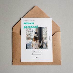 Tarjeta regalo Marca personal