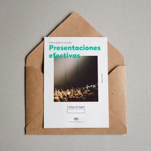 Tarjeta regalo Presentaciones efectivas