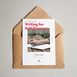 Tarjeta regalo Writing for Self Discovery