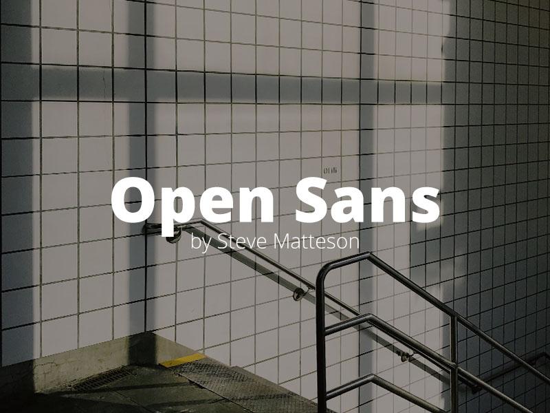 tipografías-gratuitas-open-sans