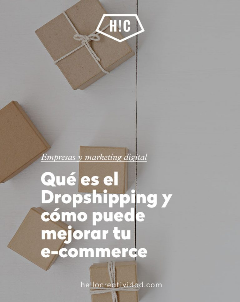 Imagen portada ¿Qué es Dropshipping? Ventajas para tu tienda online