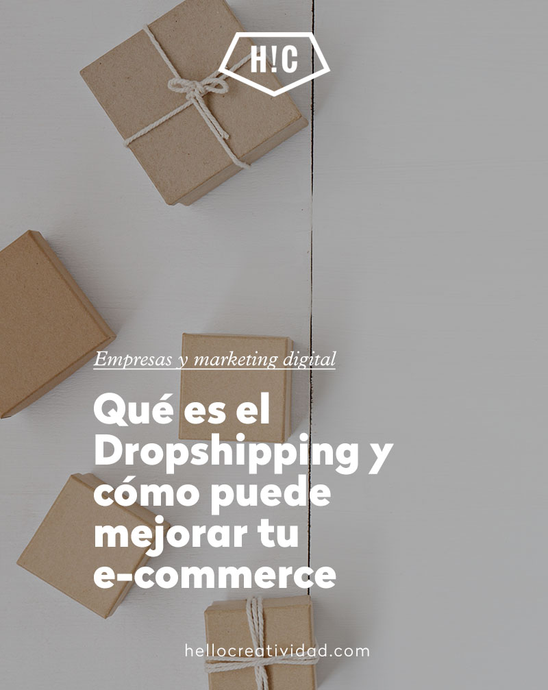 Guía del Dropshipping para e-commerce