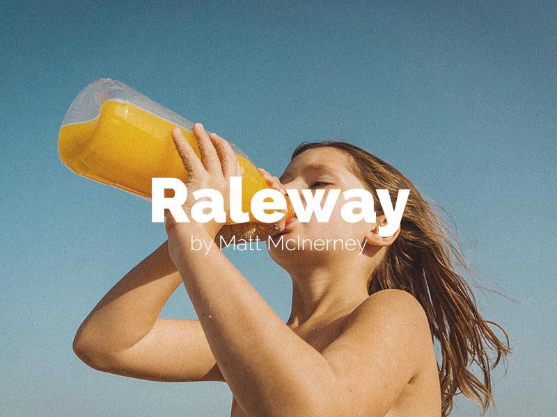 tipografías-gratuitas-raleway