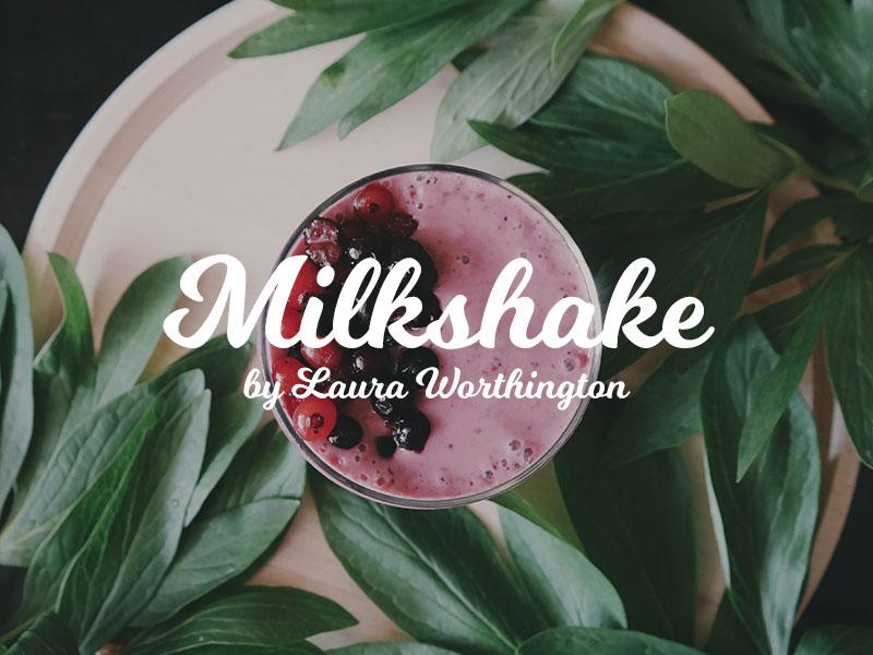 tipografías-gratuitas-milkshake