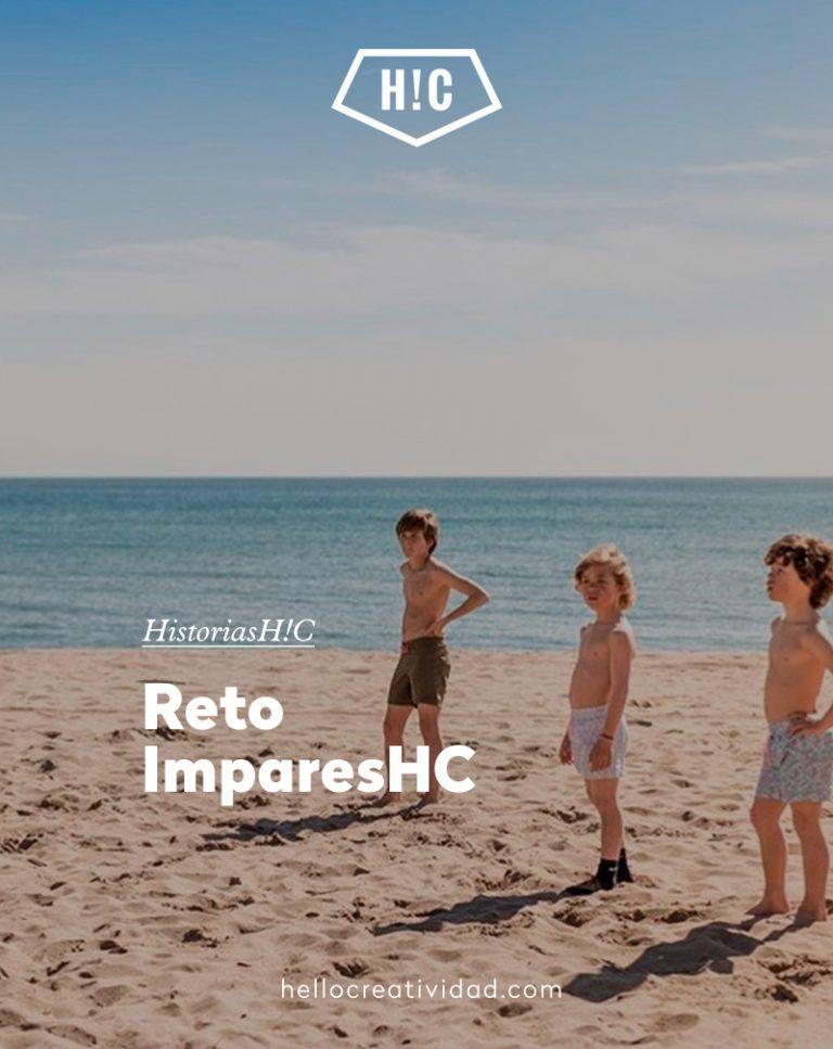 Imagen portada Reto #imparesHC