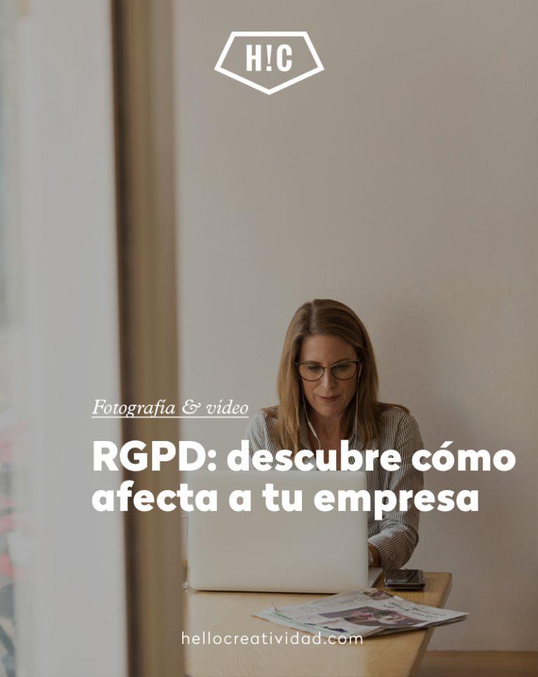Imagen portada RGPD: descubre cómo afecta a tu empresa