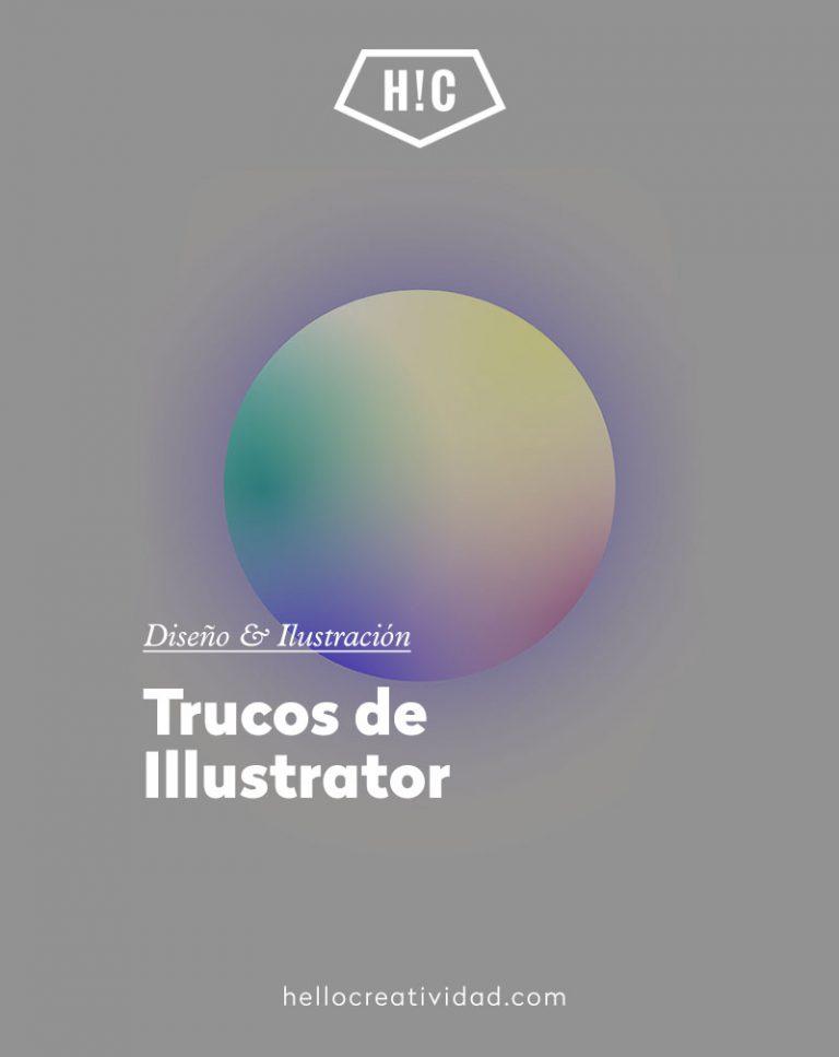 Imagen portada Trucos de Illustrator