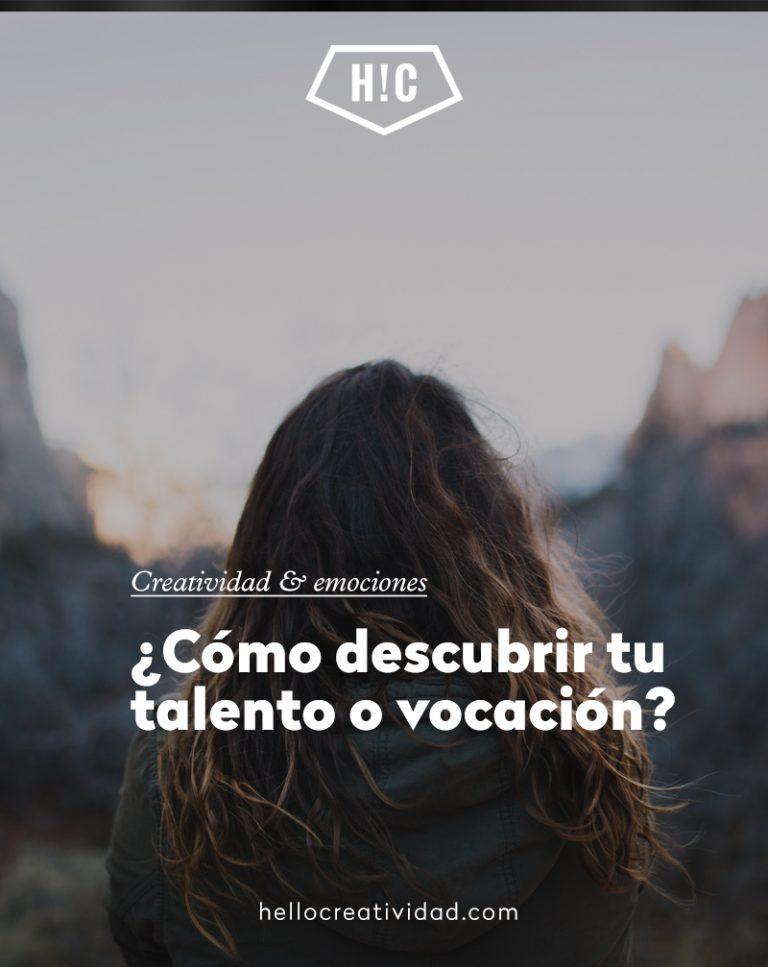 Imagen portada ¿Cómo descubrir tu talento o vocación?