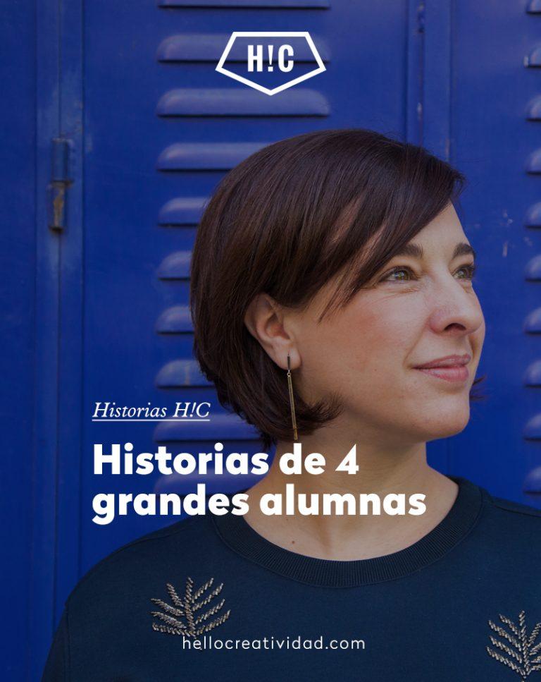 Imagen portada Historias de éxito de 4 grandes alumnas