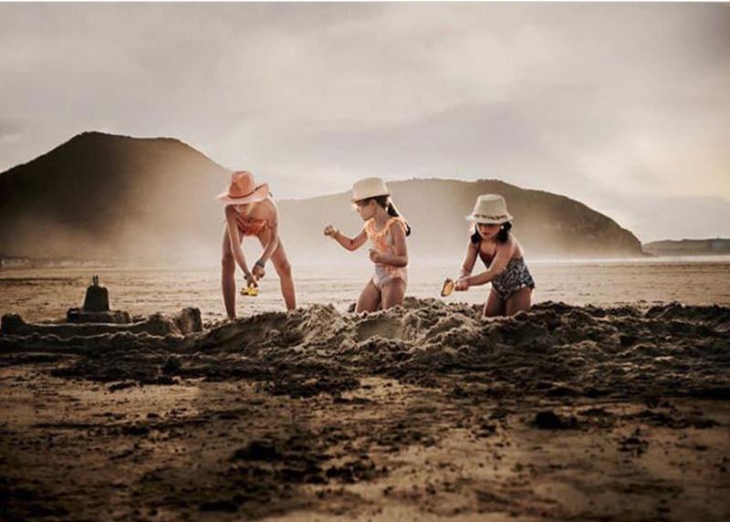retos-de-verano-atardecer-juegos-en-la-arena