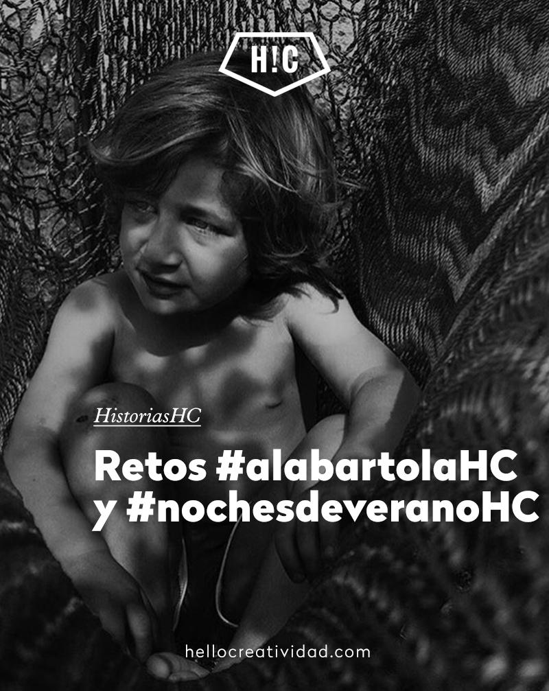 Retos #Alabartola y #Nochesdeverano