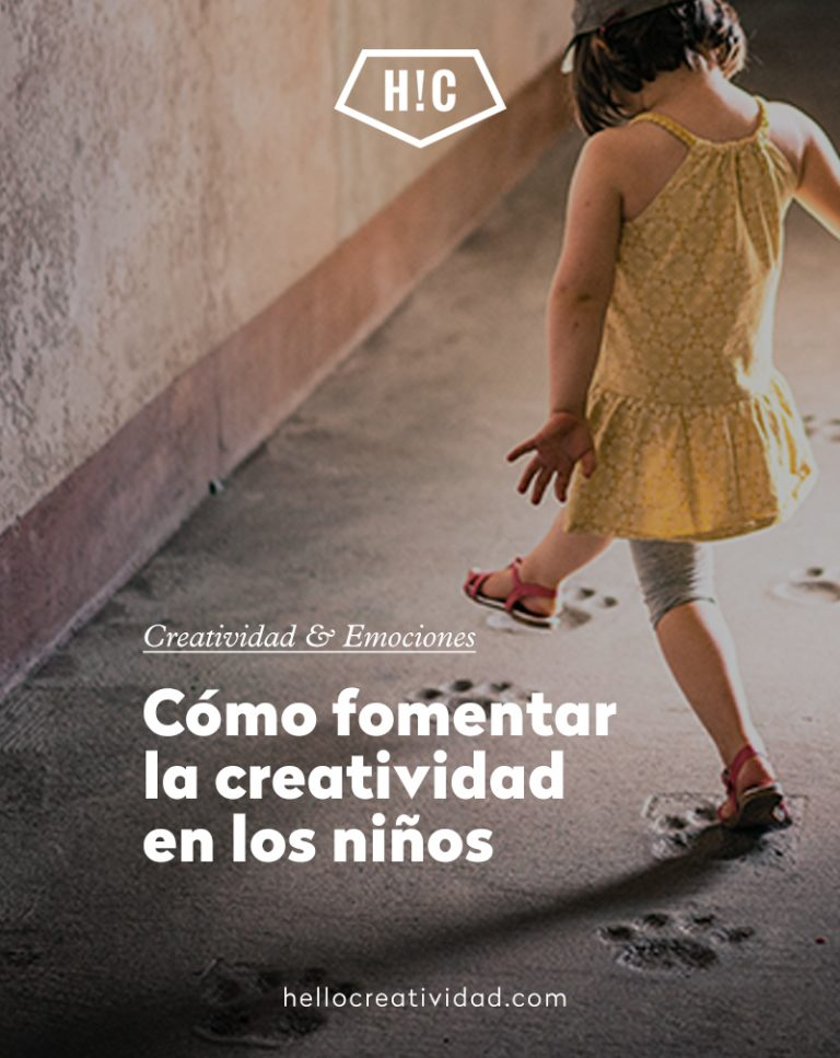 Imagen portada Cómo fomentar la creatividad en los niños