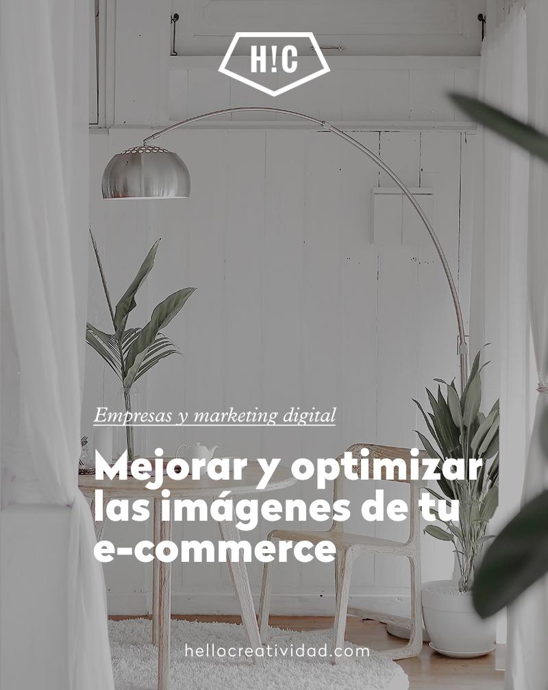 Mejora y optimiza las imágenes de tu e-commerce