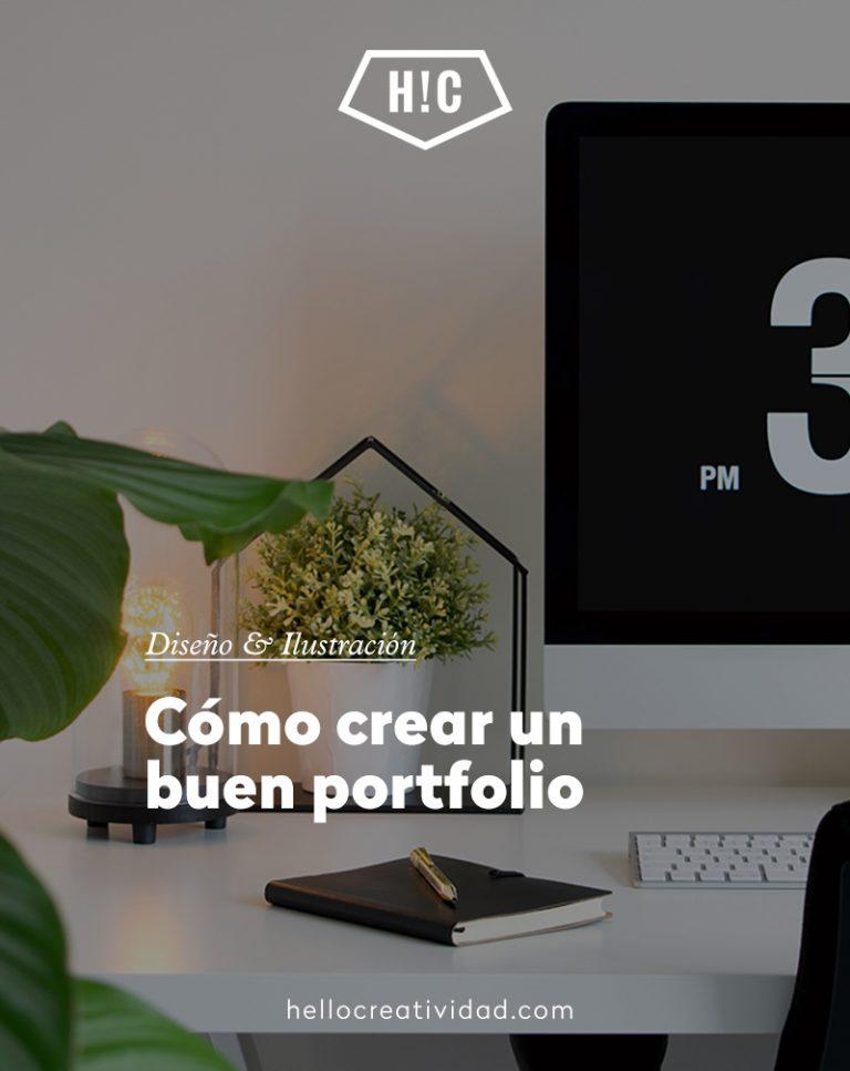 Imagen portada Cómo crear un buen Portfolio